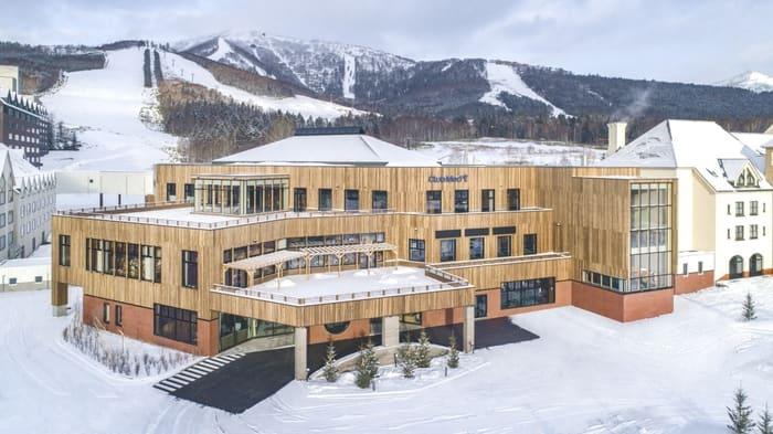 Celebrate This Winter Season at the New Club Med Tomamu in Hokkaido Japan