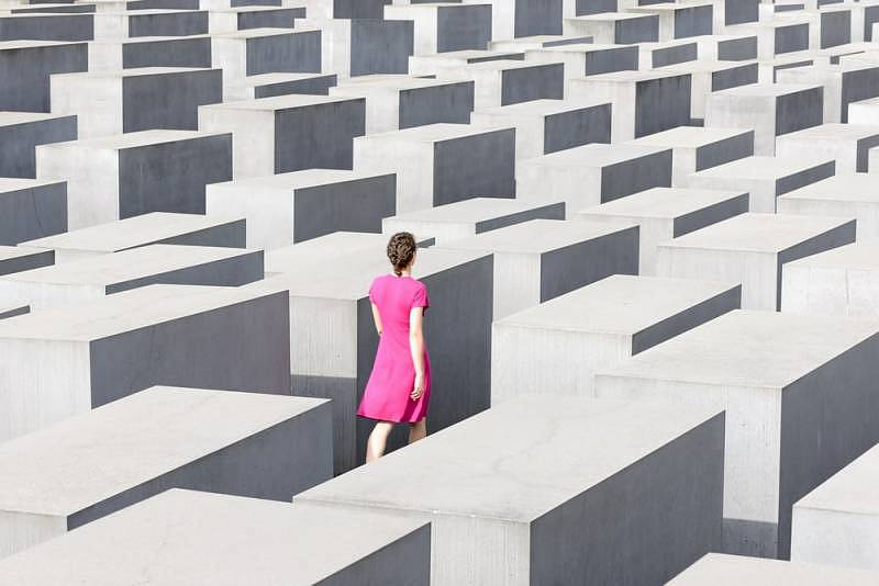 Berlin's Holocaust Memorial (Credit to Germany National Tourist Board)