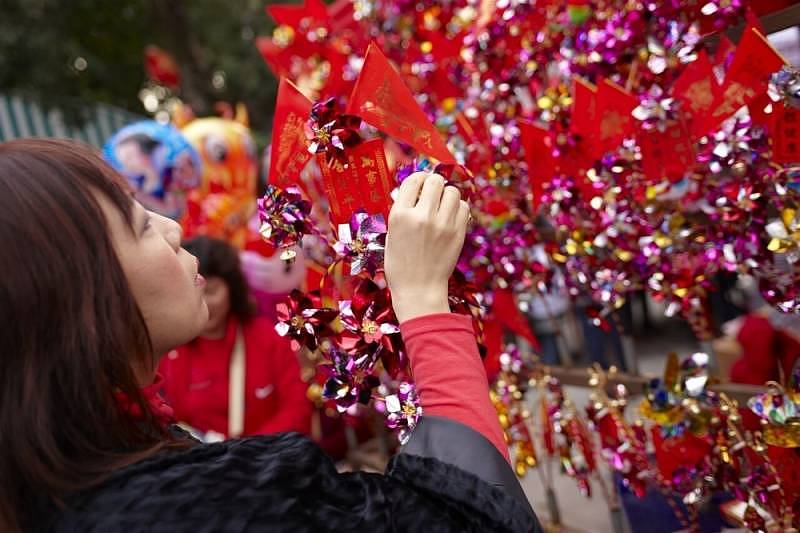 8 Ways to Embrace the Lunar New Year in Asia's World City