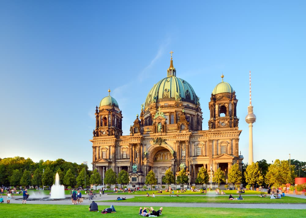 Berlin Cathedral (Credit to German National Tourist Board)