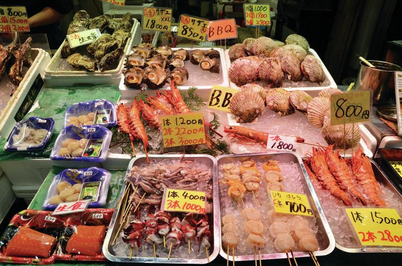 Exploring Kansai Through the Stomach: Part II