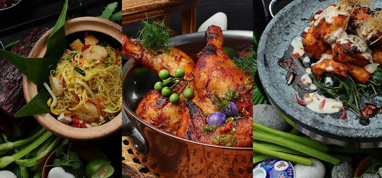 This year's Ramadan menu features a host of traditional favourites from various states.