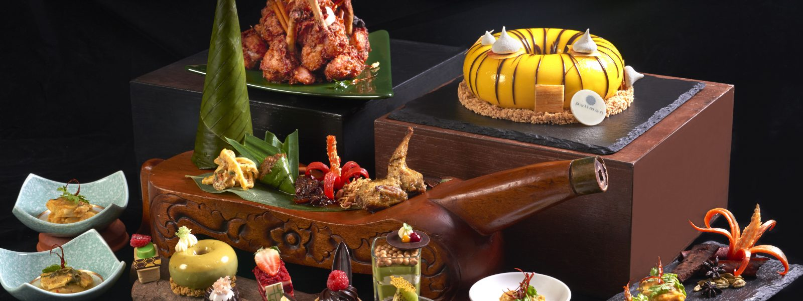 Buffet Spread for this Ramadhan