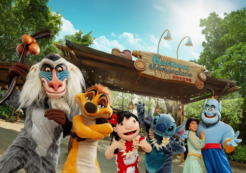 """Hong Kong Disneyland Resort launches first of its kind """"Carnivale of Stars"""" this summer"""