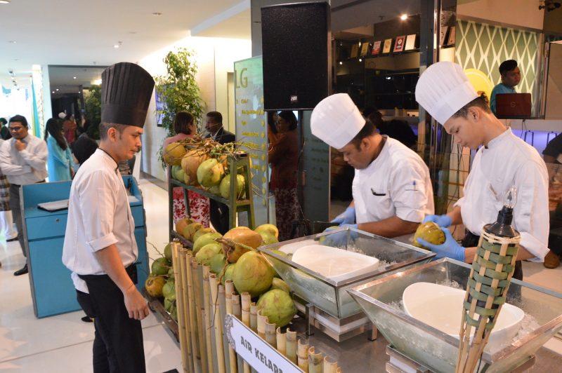 Fresh Coconut Station