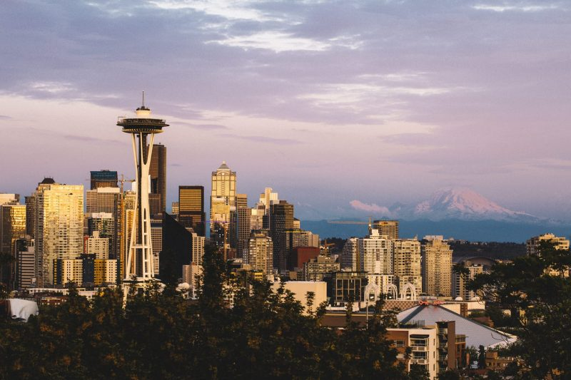 When Cathay Pacific Meets Seattle
