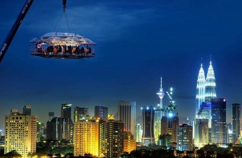 5 Truly Unique Dining Experiences in Malaysia