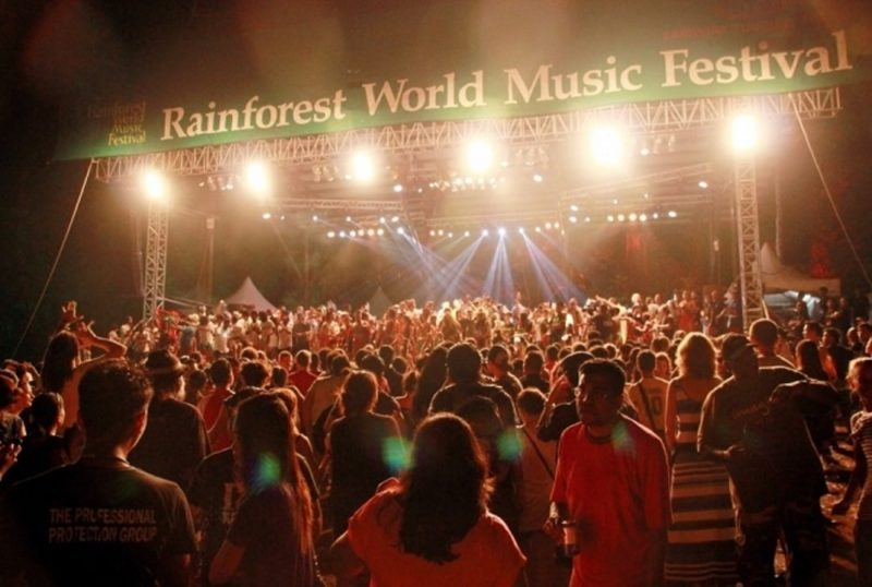 10 Fun Cultural Things to Experience at the Rainforest World Music Festival 2018