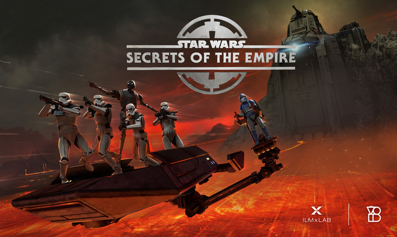 Star Wars: Secrets of the Empire -- The VOID