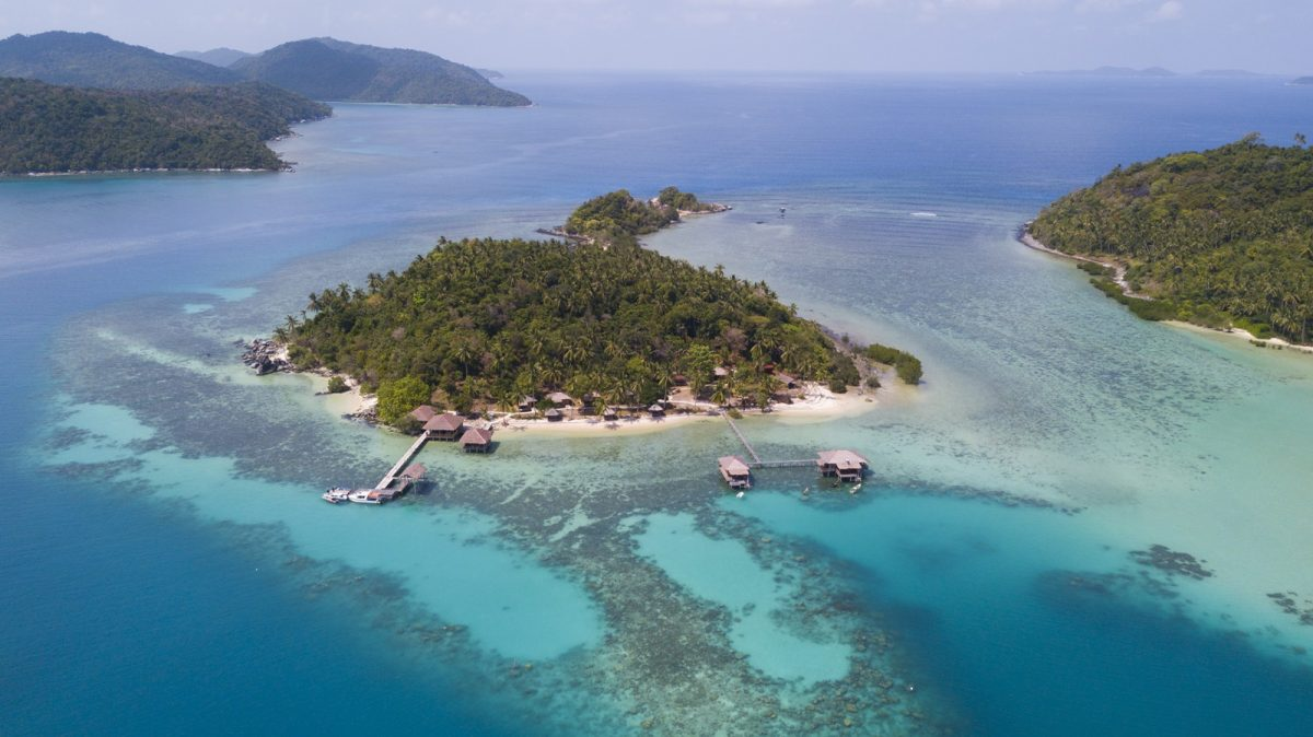 Finding Anambas: A Newly Discovered Yet Secluded Haven