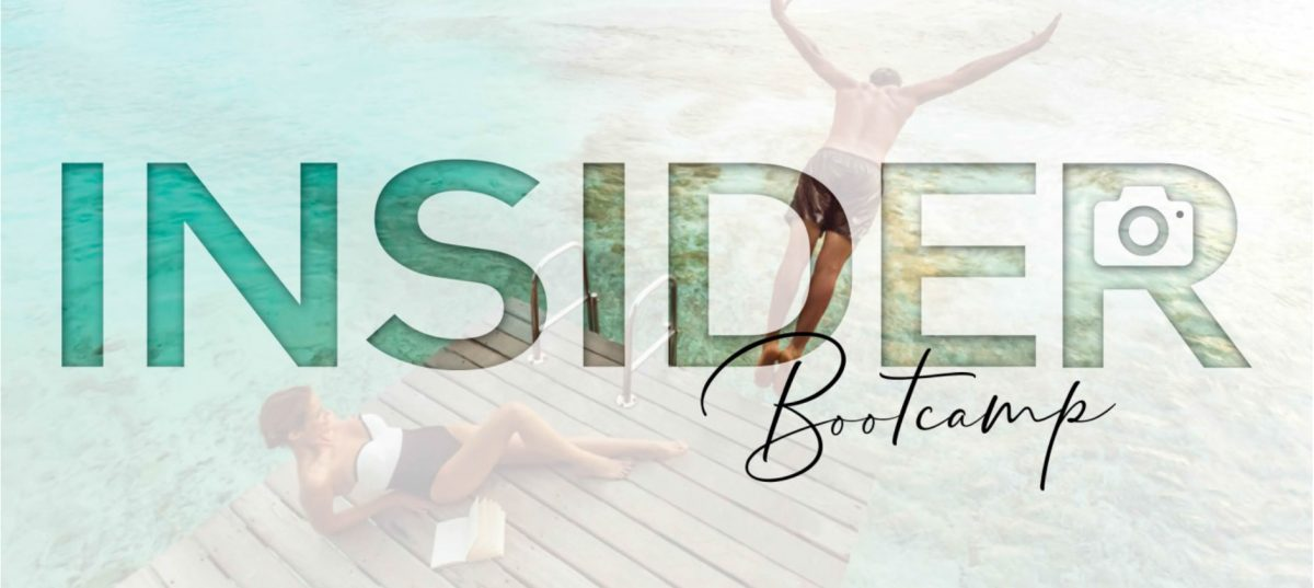 Experience the first edition of Club Med Insider Bootcamp with an all-expenses paid trip to the picturesque Maldives