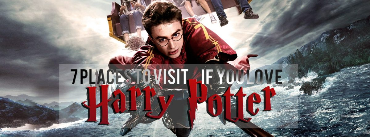 7 Places to Visit if You Love Harry Potter