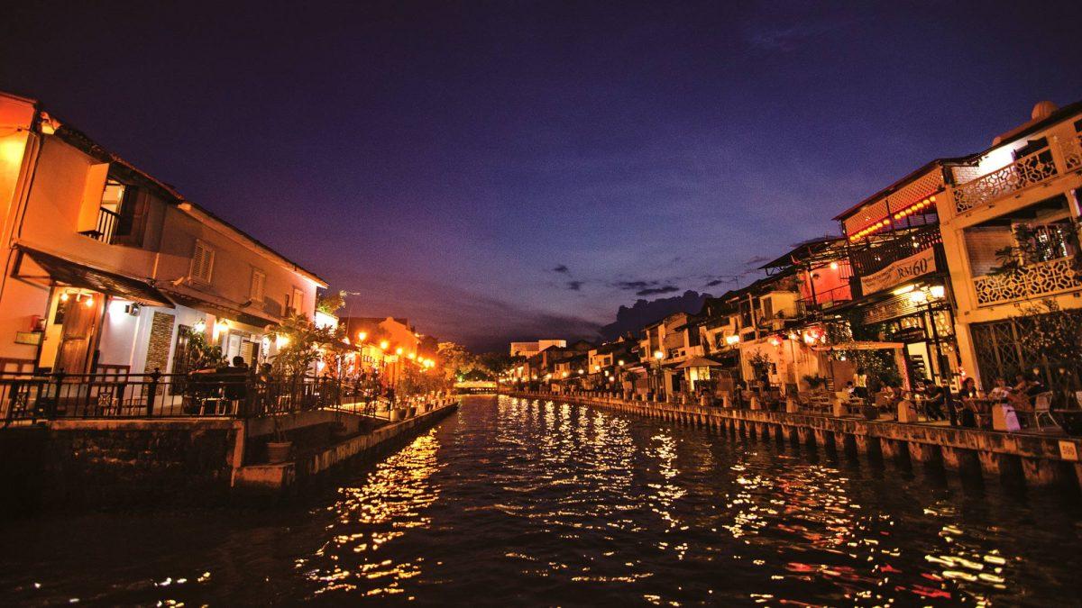 Savouring The Charms Of Melaka