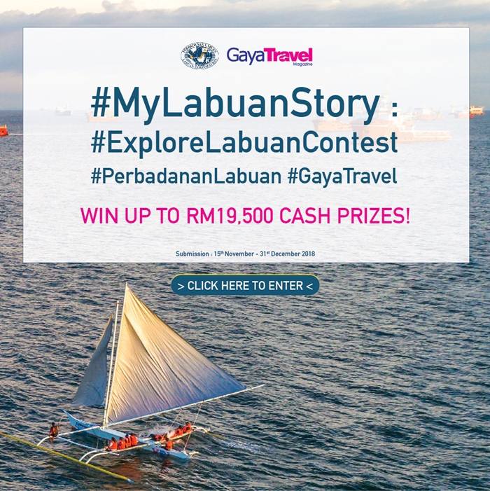 #MyLabuanStory Web Pop-Up