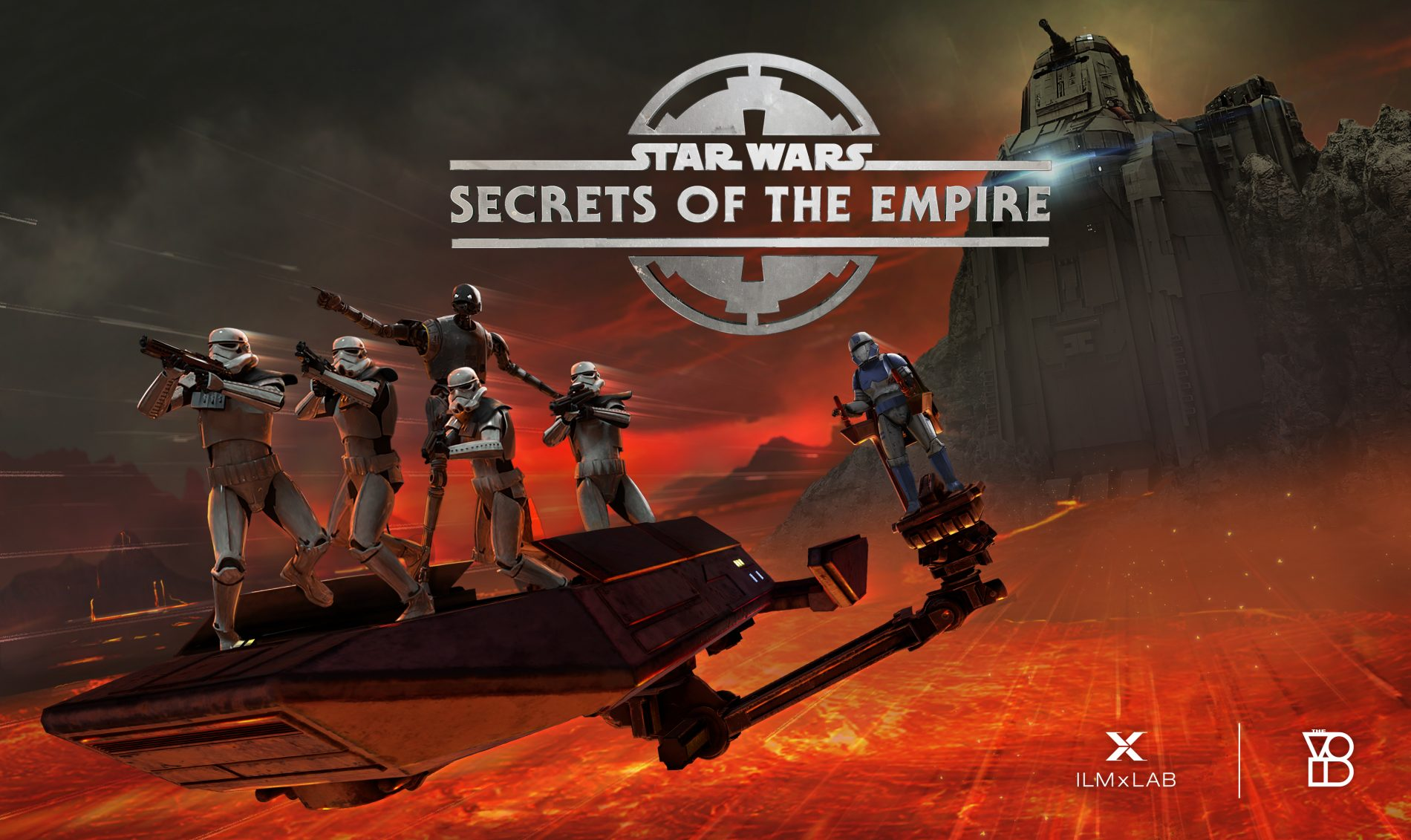 The VOID Star Wars Secret of the Empire