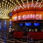 Box Office Counter at Bona Cinemas