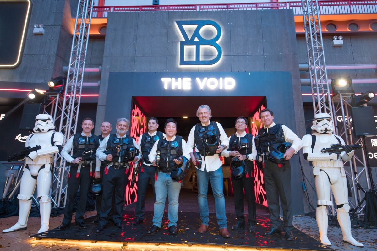 THE VOID launch at Genting Worlds Resort
