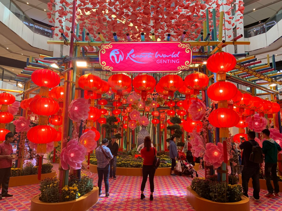 Resorts World Genting welcomes in Chinese New Year 2019 with style and panache