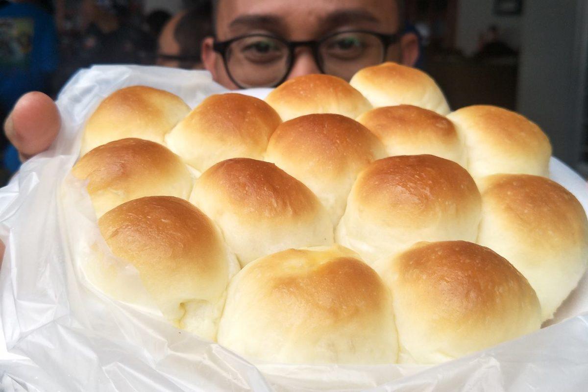 Roti Paung Durian Burung