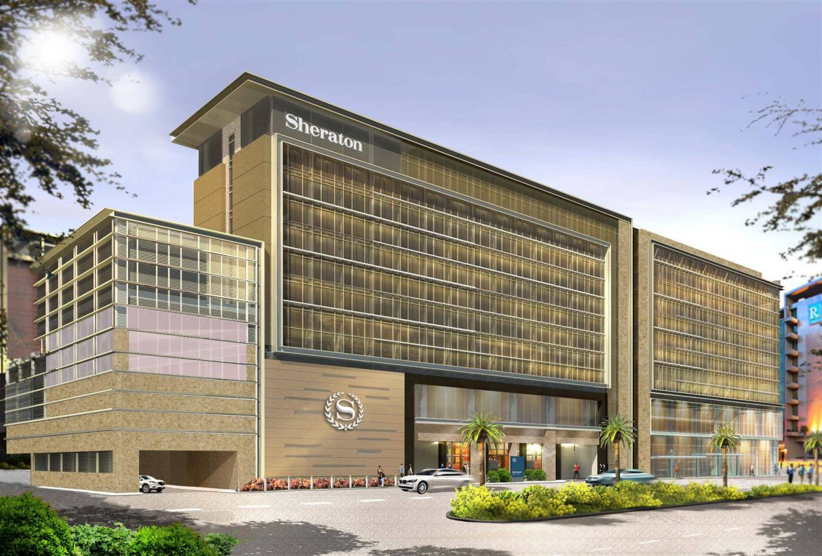 Marriott International's Brand Enters the Philippines Market with Opening of Sheraton Manila