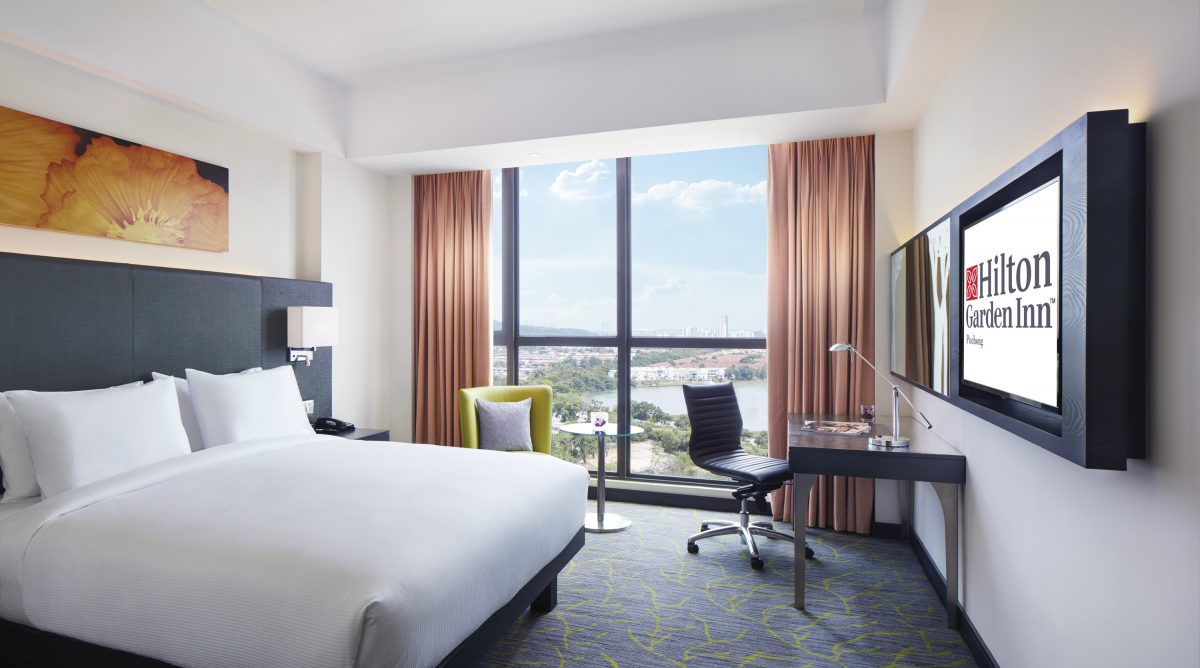 Hilton Garden Inn Puchong Strikes the Perfect Balance for Business Travellers