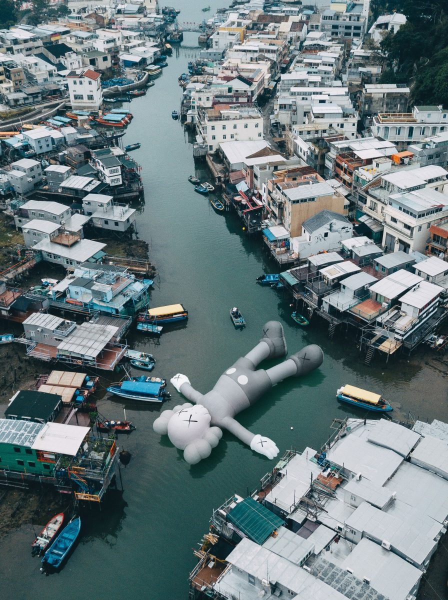"""Third stop of """"KAWS: HOLIDAY"""" – Hong Kong"""