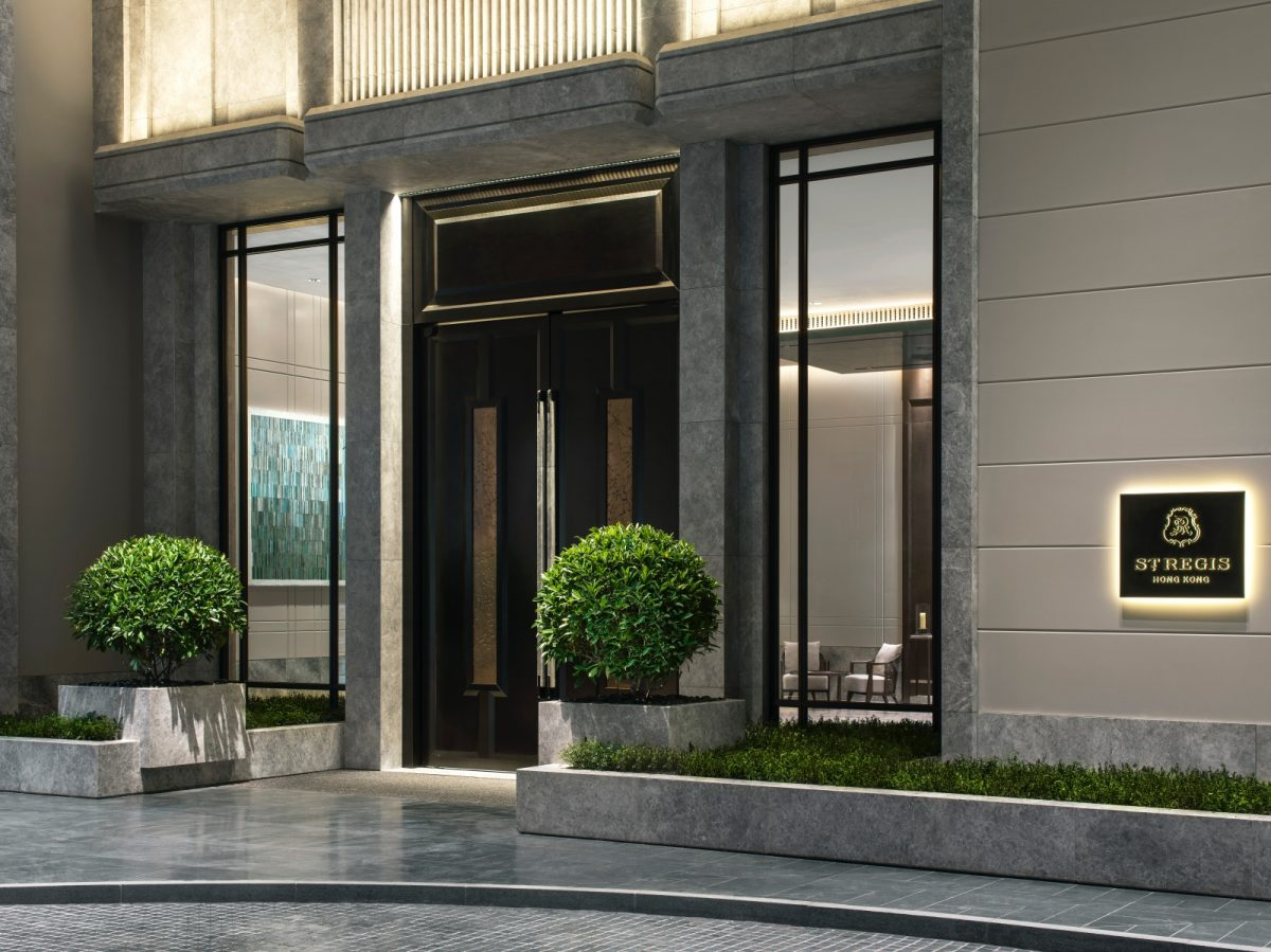 The St. Regis Hong Kong to Open in April 2019