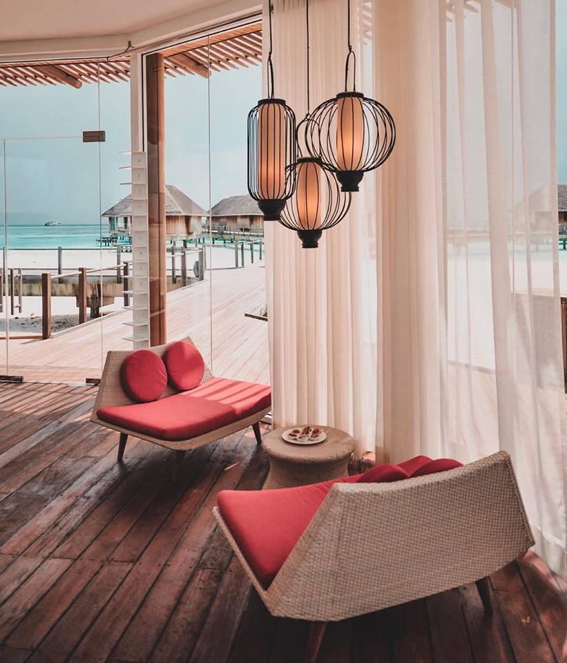 Live Your Korean Drama Dream With Fusions Wanderlust At Club Med Finolhu Villas, Maldives