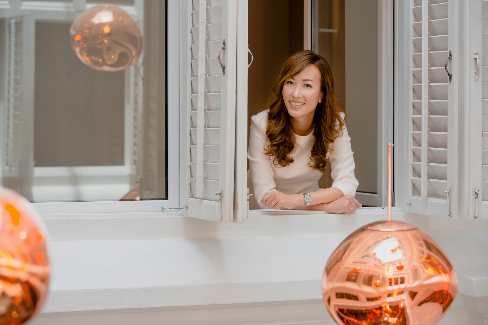 Dr. Angeline Yong, owner of 88 Armenian