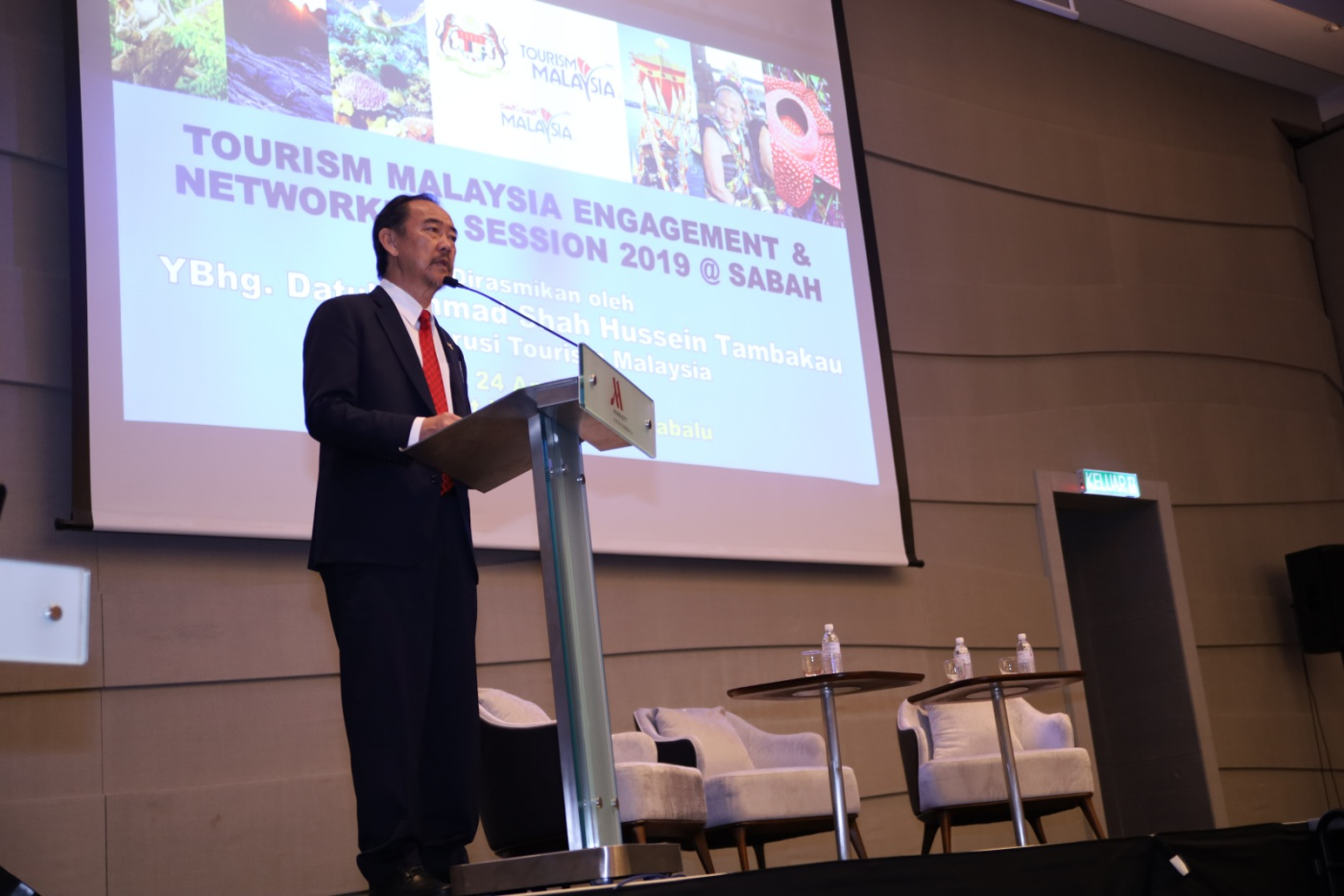 OURISM MALAYSIA ORGANISES ENGAGEMENT SESSION WITH SABAH TOURISM INDUSTRY PLAYERS
