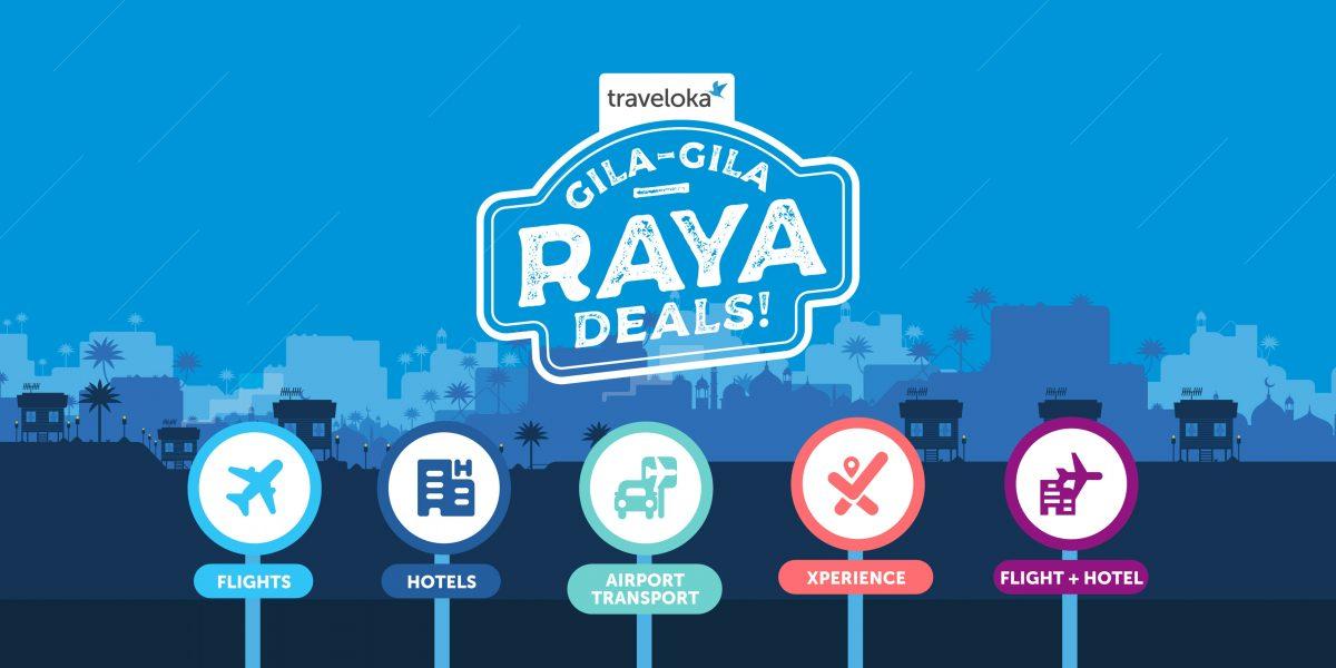 Traveloka Bringing You Affordable Travels this Raya