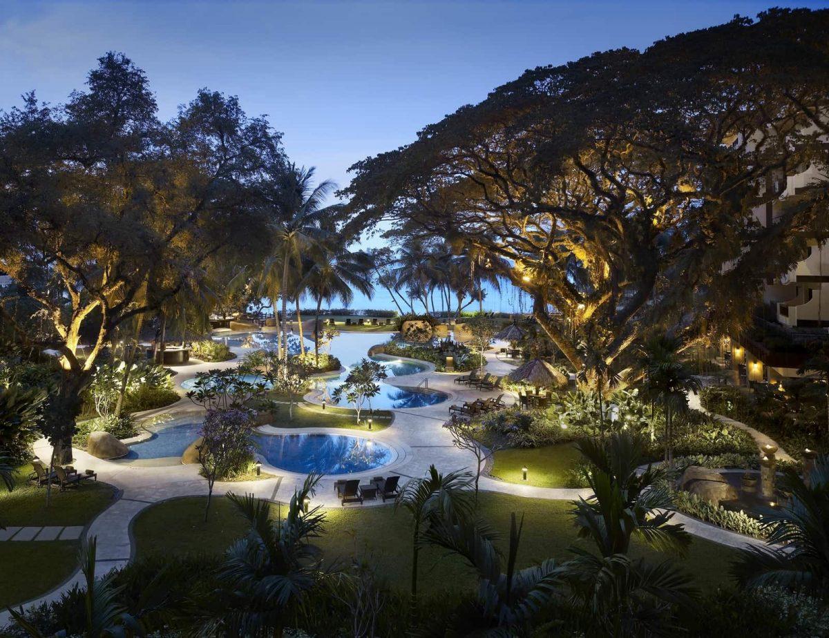 Shangri-La's Rasa Sayang Resort & Spa, Penang and Golden Sands Resort, Penang Offer a Two-Night Penang Getaway