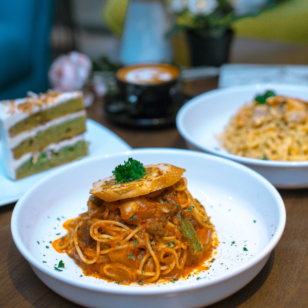 Bolognese Pasta (Image © Kamil Azim)