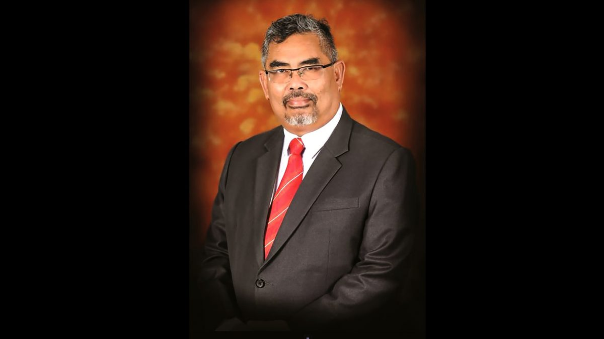 Dato' Haji Zazali Bin Salehudin