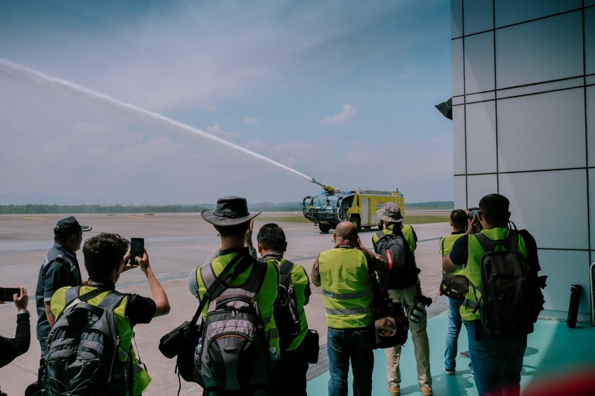 KL International Airport: A Haven for Plane Spotters