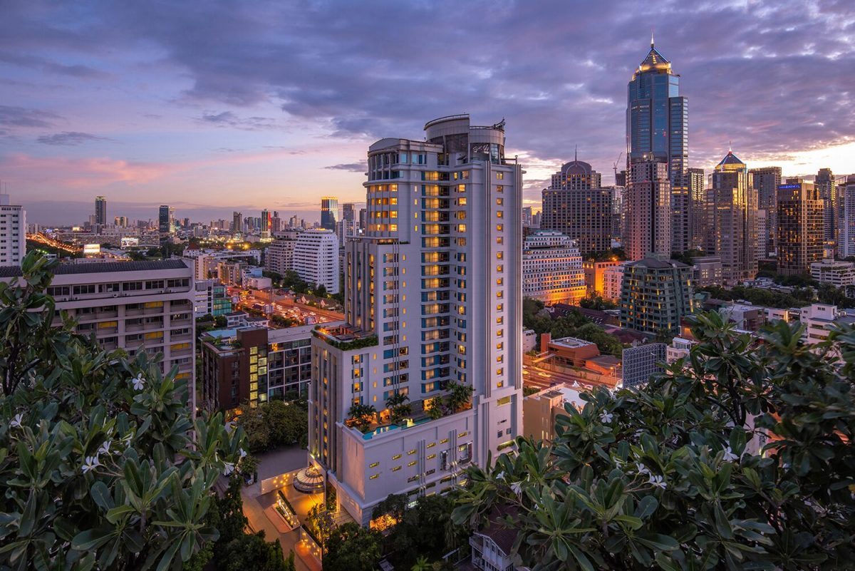 Hilton Launches Second DoubleTree by Hilton Hotel in Bangkok