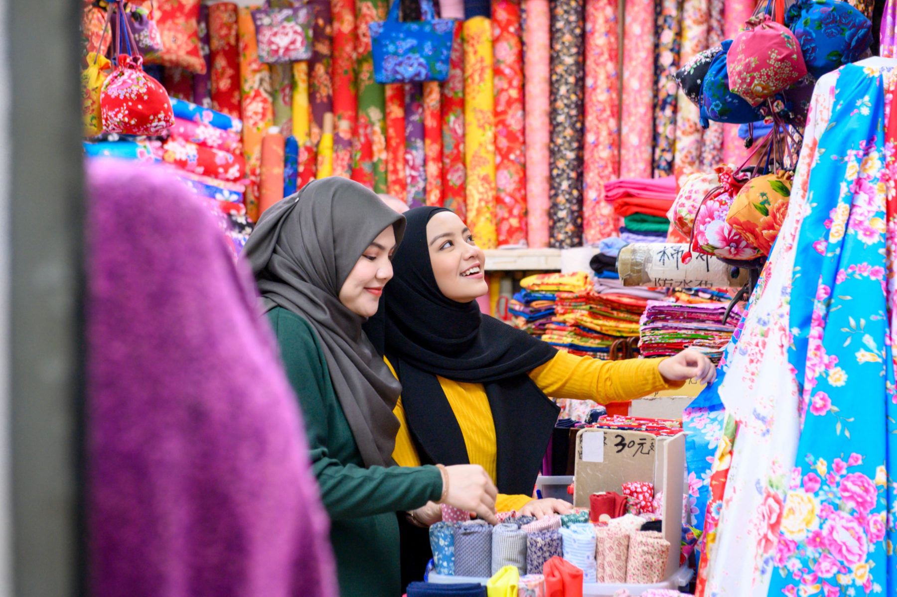 Salam Taiwan Ambassador, Mira Filzah, travelled to Taiwan to explore the hidden gems of the stunning island and documented her experience through Salam Taiwan's new TVC.