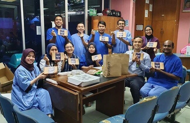 Delivery for Hospital Kuala Lumpur
