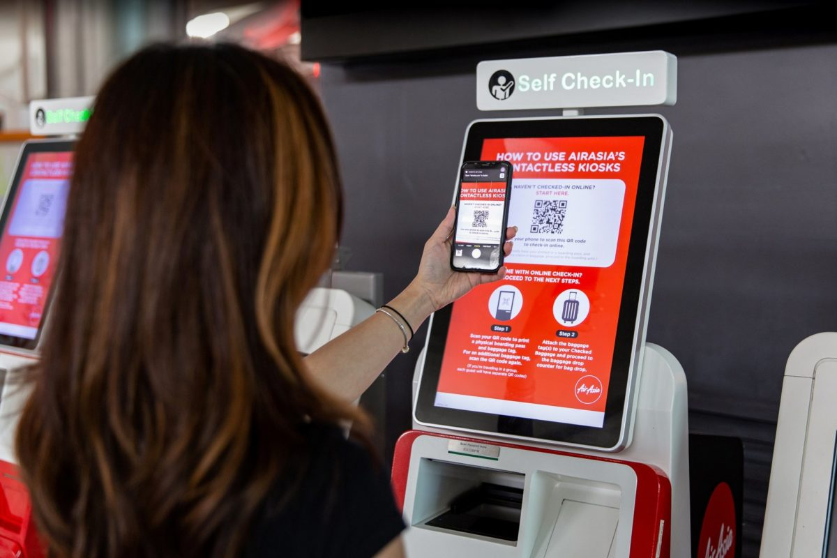 AirAsia Implements End-to-End Contactless Procedures for Essential Travel
