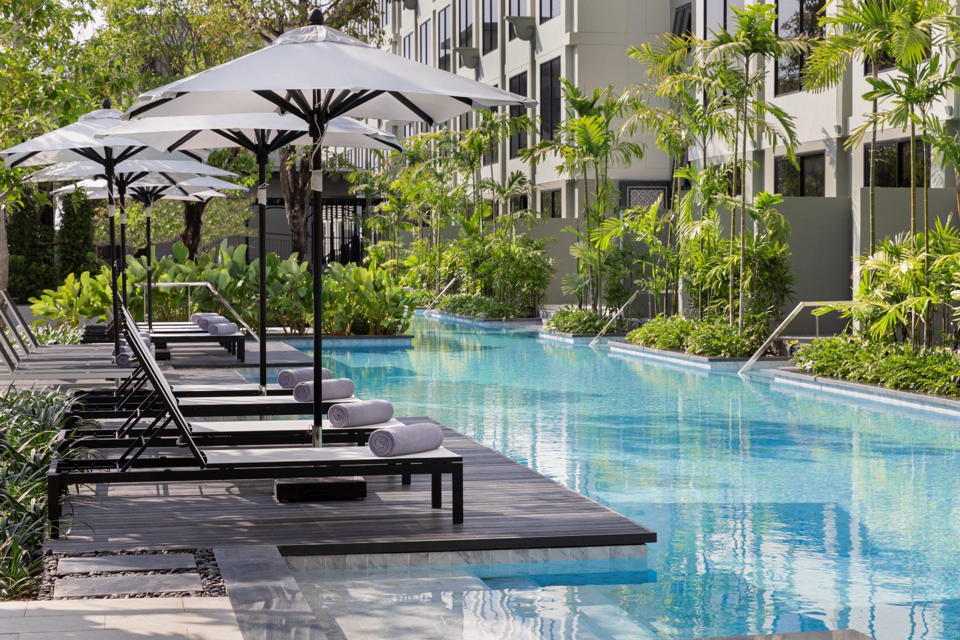 Four Points by Sheraton Phuket Patong Beach Resort's pool
