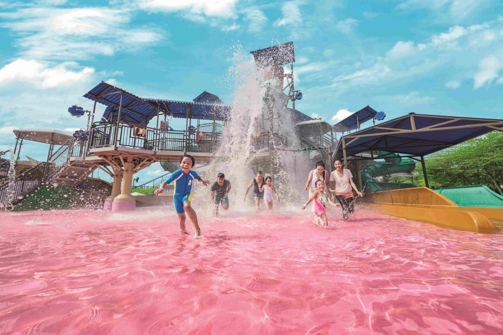 Adventure Waterpark - Kids Ahoy