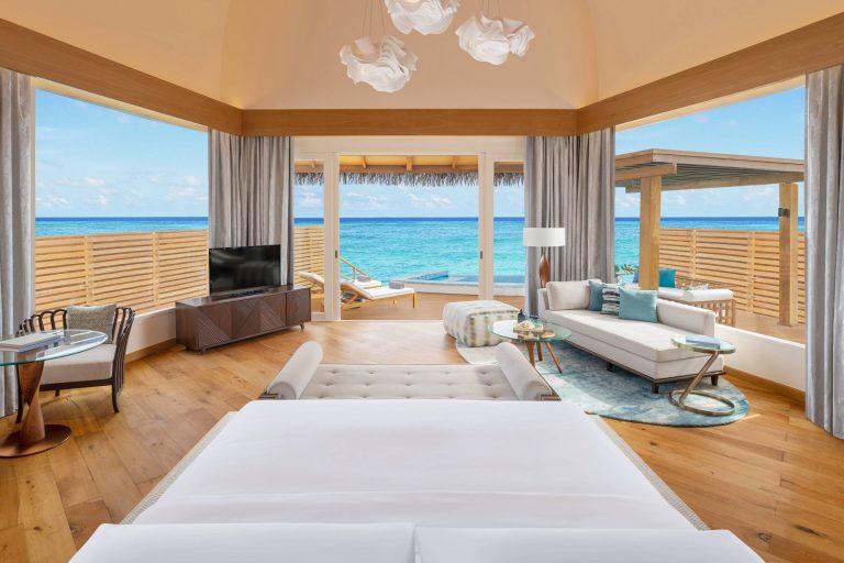JW Marriott Maldives (Overwater Pool Villa)