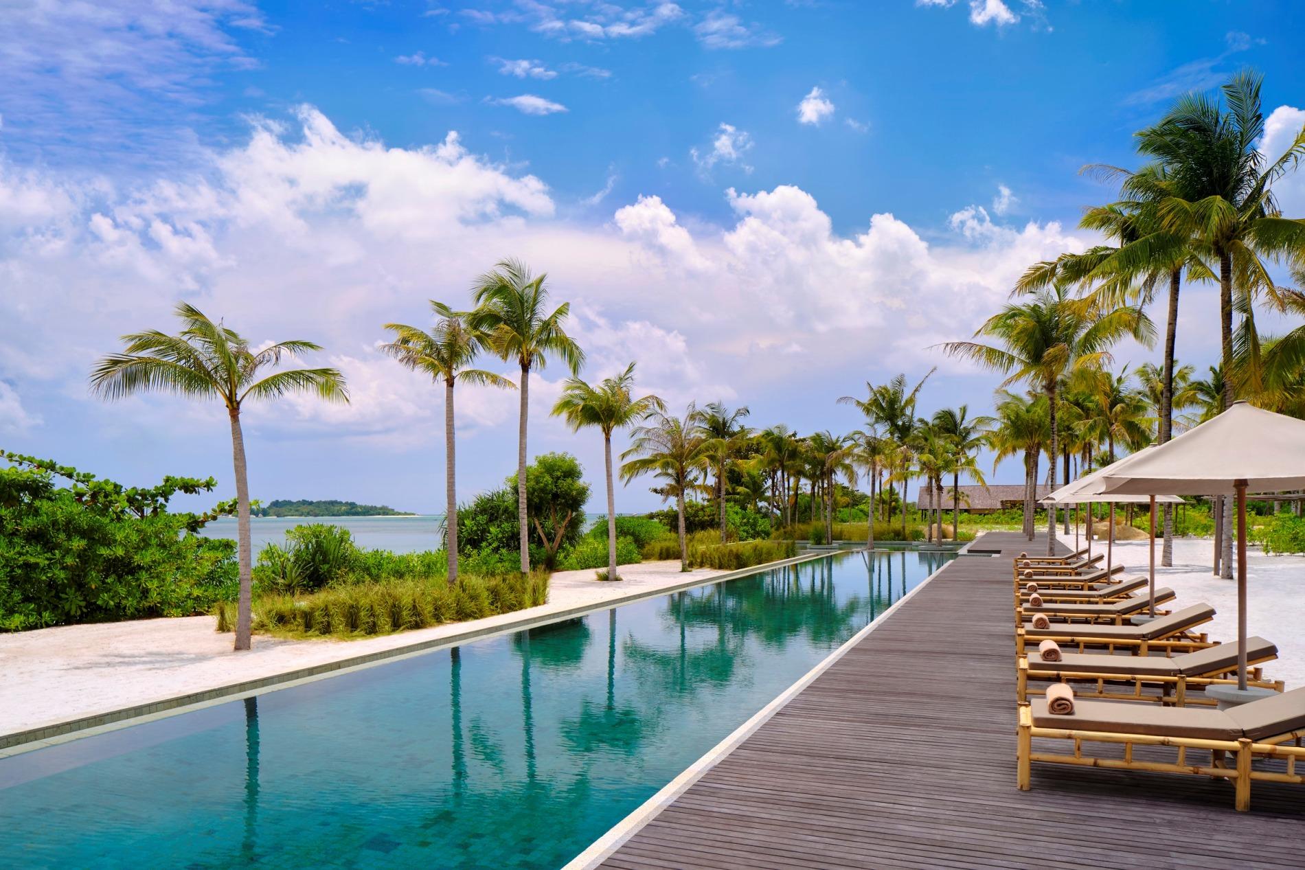 Sheraton Belitung - Pool
