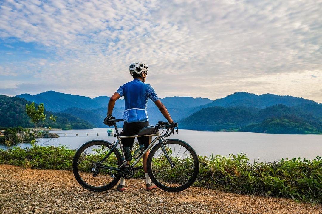 Selangor River Dam