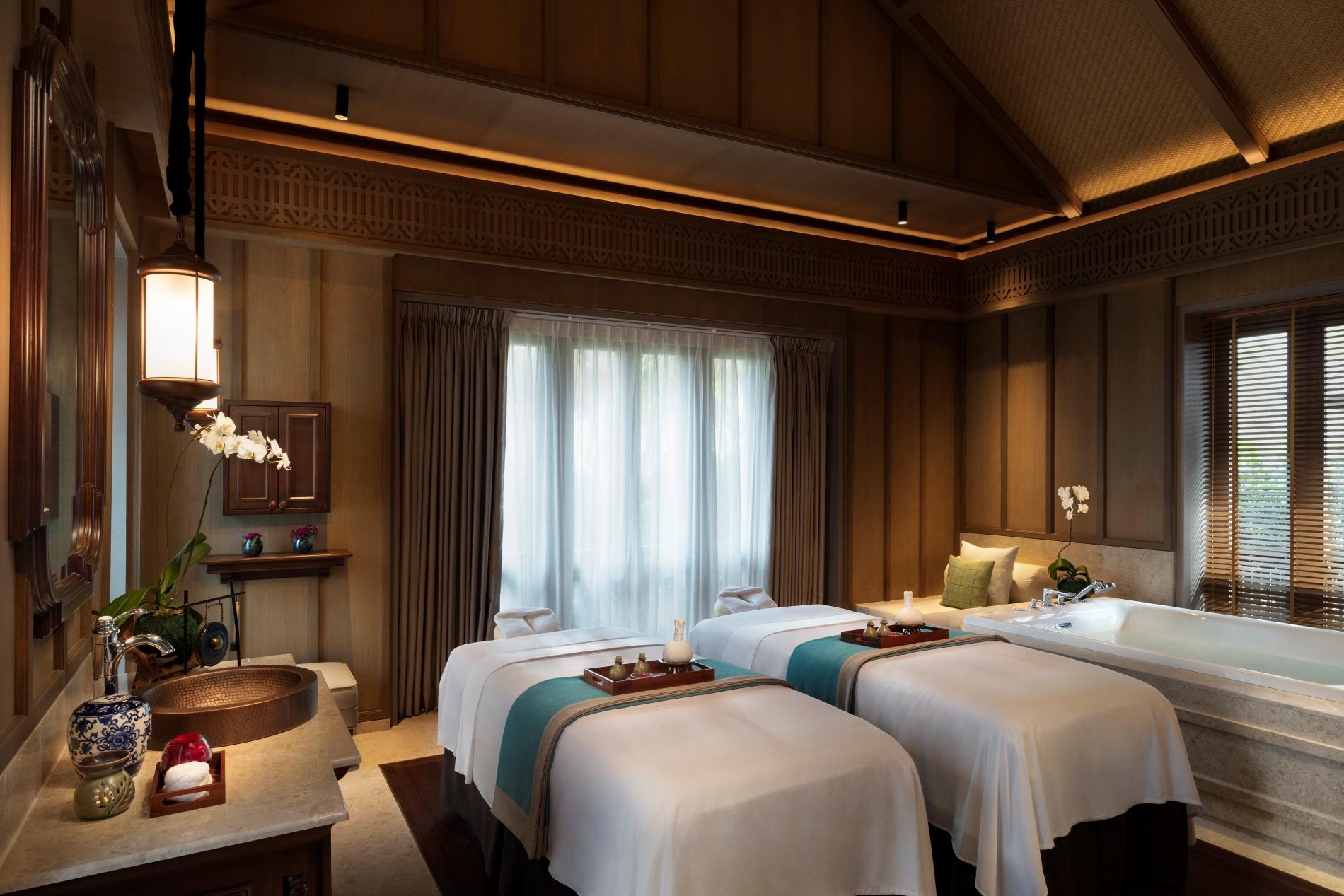 Spa Double Treament Room - Anantara Desaru