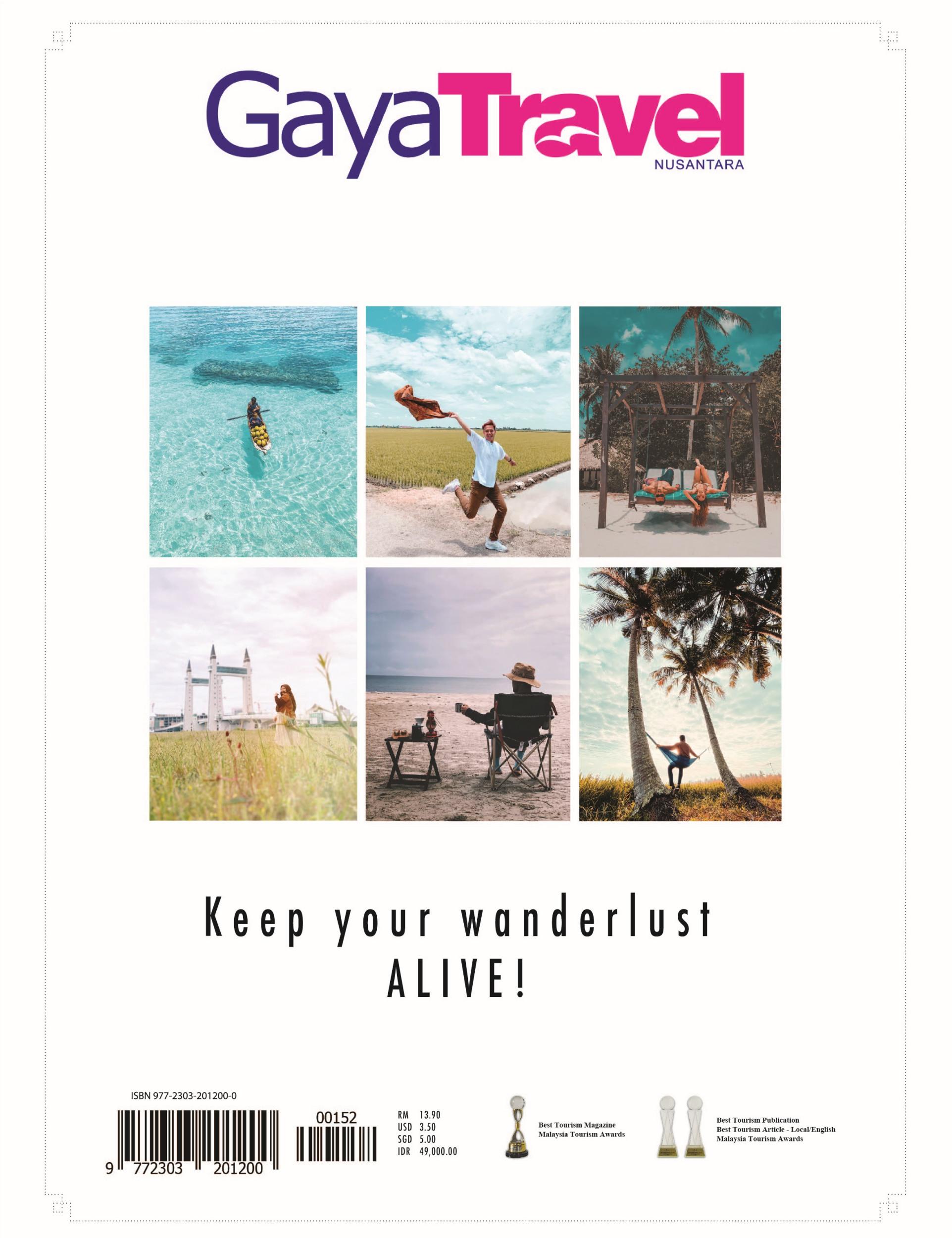 Gaya Travel Magazine Issue 15.2