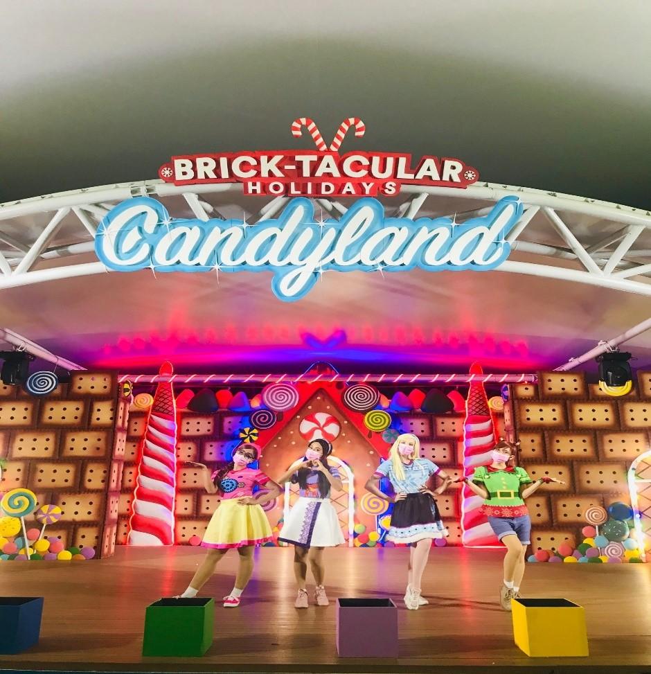 LEGOLAND® Malaysia Resort's Candyland