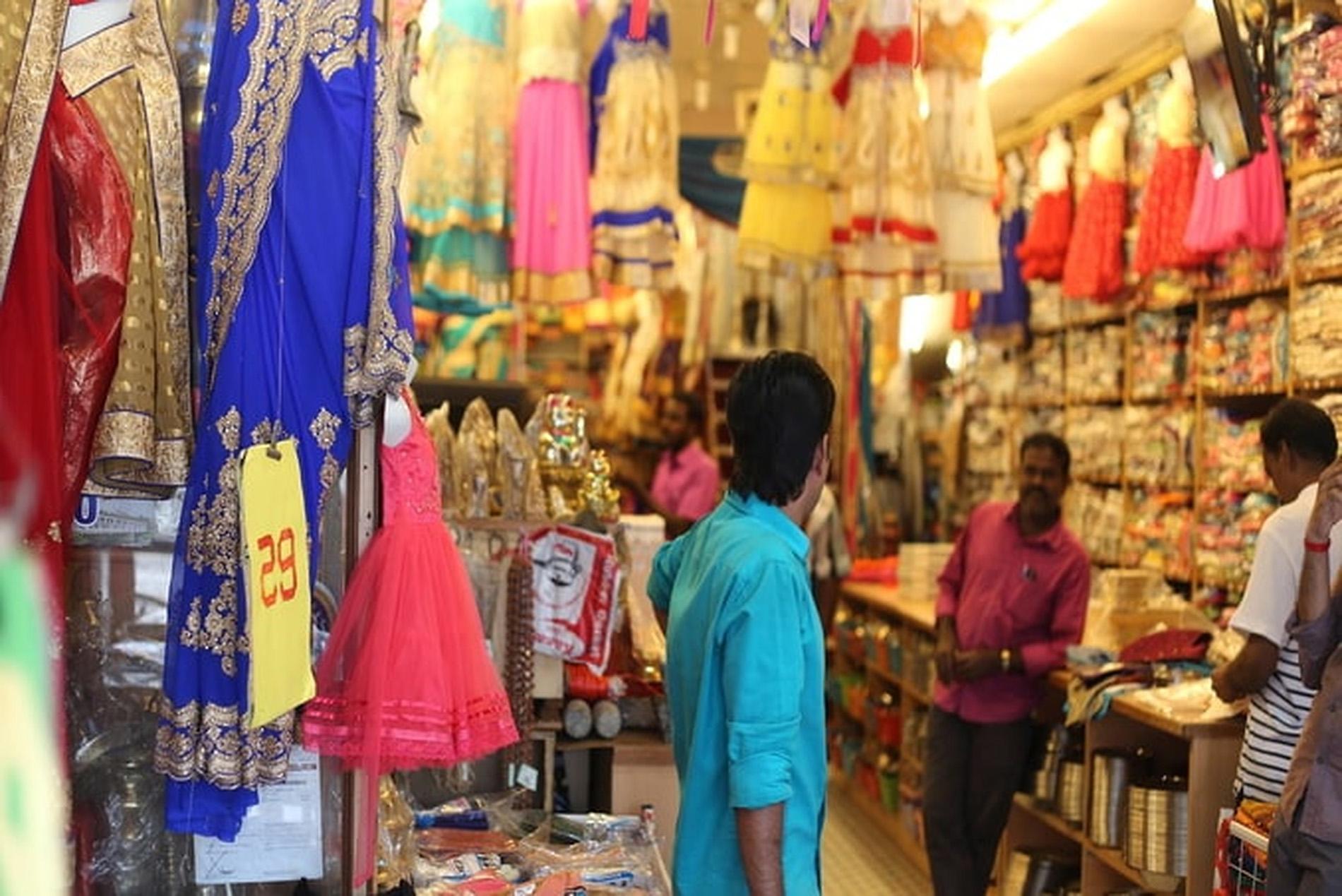 Little India at Jalan Tengku Kelana