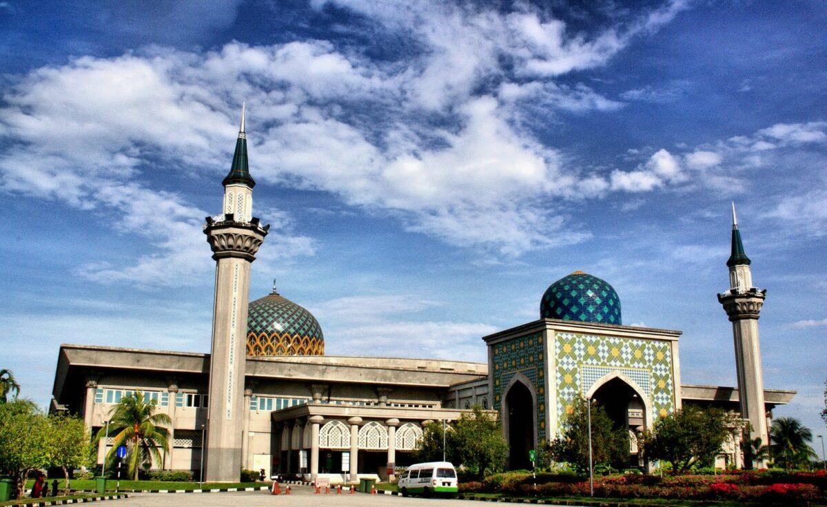 10 Most Amazing Mosque in Selangor