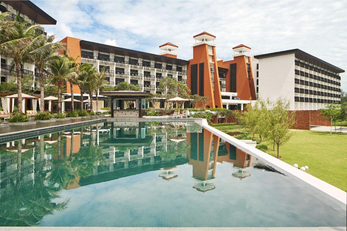 The Westin Desaru Coast Resort Pool View